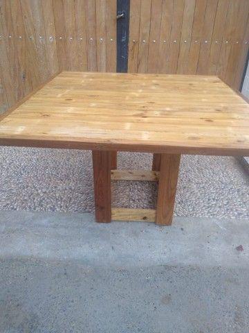 Palet e madeira rústicas  - Foto 4