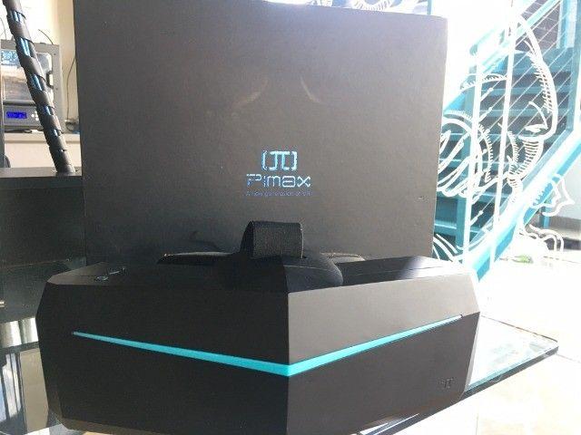 Pimax 8k VR vendo ou troco