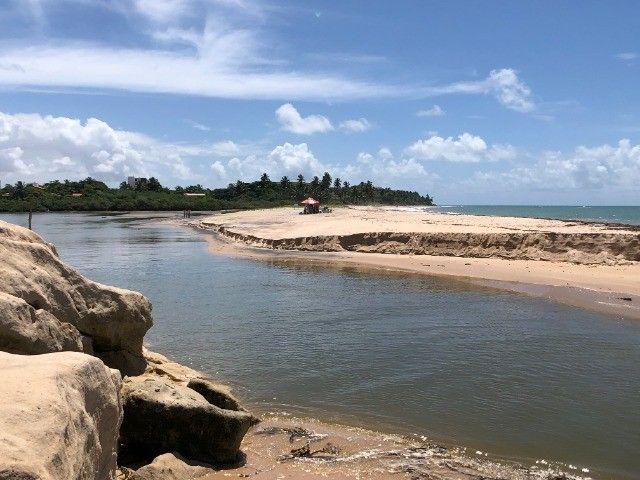 Terreno na praia Tabatinga II - A 150 metros do Mar - Posição Sul - Lote - Foto 7