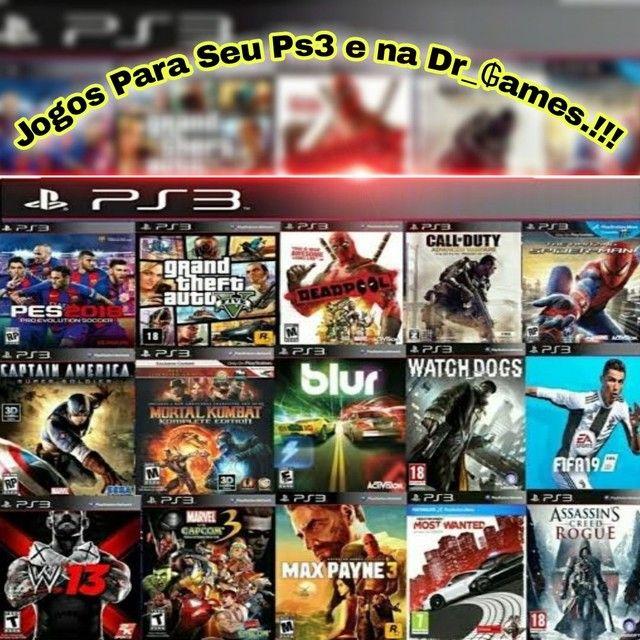 Jogos para Playstation 3 - Foto 2