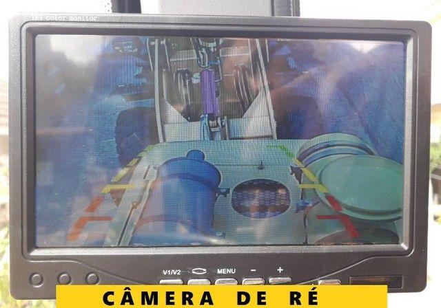 Pá Carregadeira C/Engate Rápido + Garfo Pallet 2200kg, 0km - Pronta Entrega - Foto 3