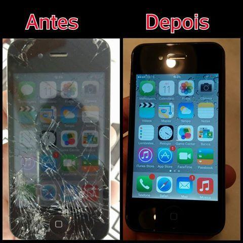 Display iPhone 5 Normal