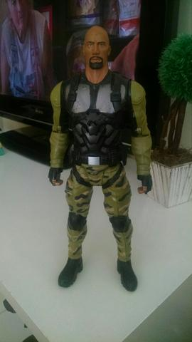 Boneco G. I Joe The Rock