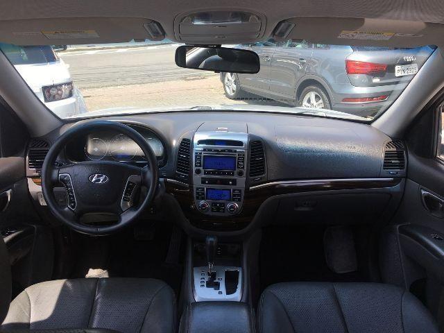 Exceptional Hyundai Santa Fe 3.5 4x4 2011 Top De Linha