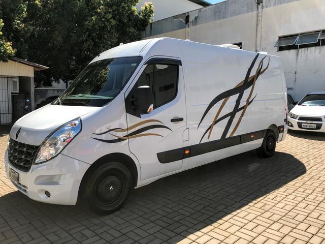 Renault master motor home casa luxo impecavel