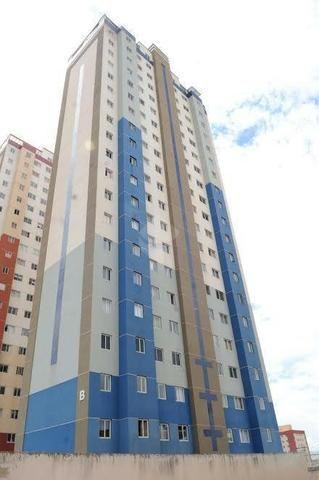 Só 60 mil Apartamento de 2 quartos no Residencial Oasis Samambaia Norte