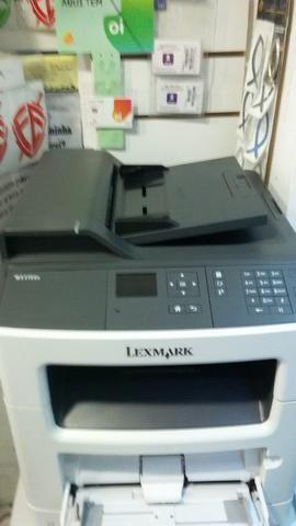 Copiadora Lexmark