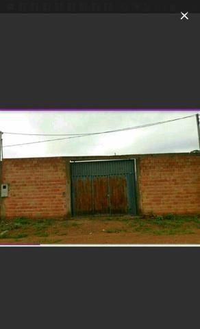 Casa no setor chacareiro