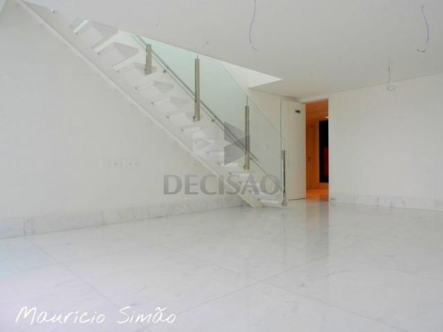 Apartamento 4 quartos à venda, 4 quartos, 4 vagas, carmo - belo horizonte/mg - Foto 3