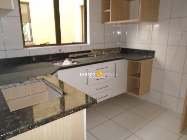 Apartamento com 1 dormitório para alugar, 50 m² por R$ 660/mês - Florestal - Lajeado/RS - Foto 8