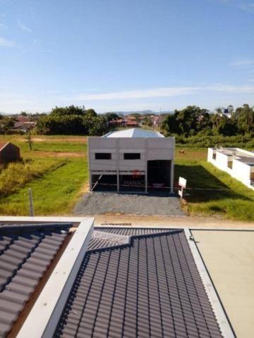Galpão para alugar, 313 m² por r$ 3.500,00/mês - itajuba - barra velha/sc - Foto 3