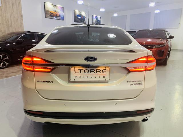 Ford Fusion Titanium 2.0 Hybrid 4p Aut - Foto 2