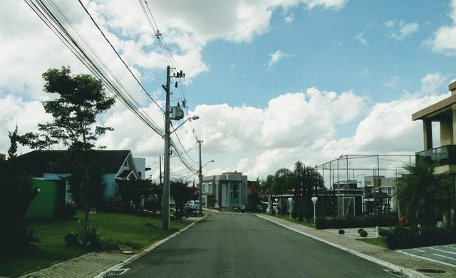 Vendo terreno em condomínio de casas - Foto 3