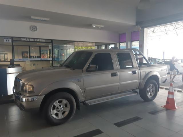 Vendo ou troco Ranger XLT 4X4 DIESEL