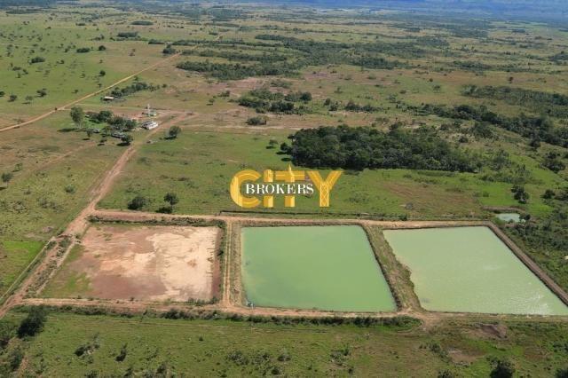 Fazenda na região rosário oeste - Foto 3