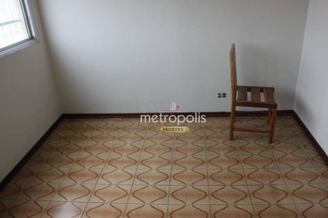 Sobrado com 4 dormitórios para alugar, 246 m² por R$ 4.000/mês - Cerâmica - São Caetano do - Foto 13