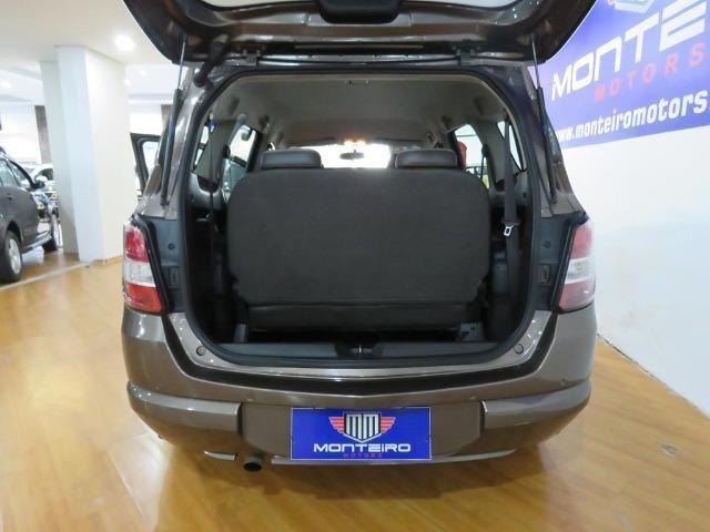 Chevrolet Spin 1.8 LTZ 8v Flex 4p Automático 7 Lugares Top de Linha C/ MyLink - Foto 19
