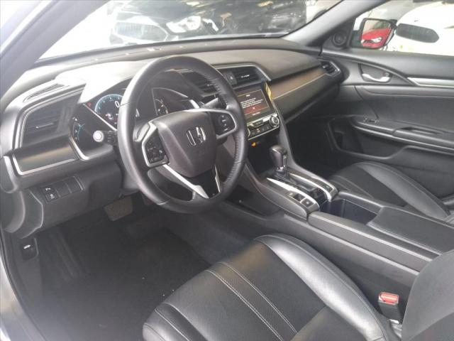 HONDA CIVIC 1.5 16V TURBO GASOLINA TOURING 4P CVT - Foto 8