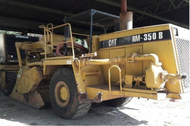 Recicladora de asfalto RM350B Caterpillar - 02/02