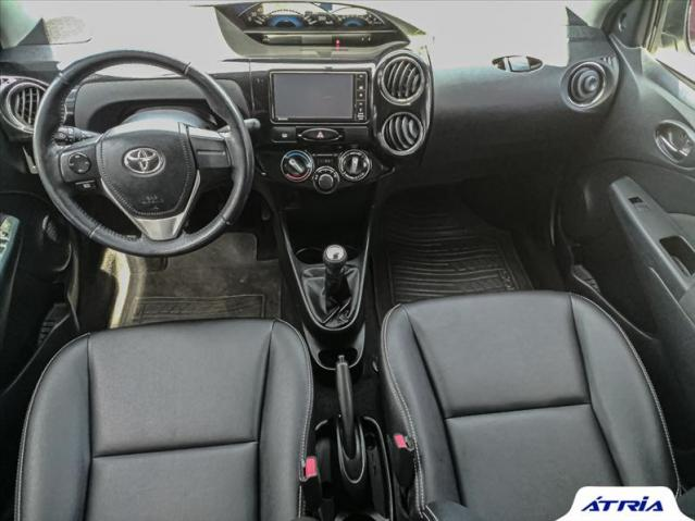 Toyota Etios 1.5 Xls Sedan 16v - Foto 6