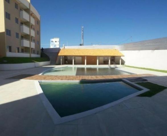 Apartamento Pronto em Nova Parnamirim - 2/4 Suíte - 63m² - Recanto dos Pássaros - Foto 4