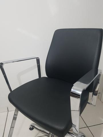 Cadeira para salão de beleza - Ultima Peça- - Foto 6