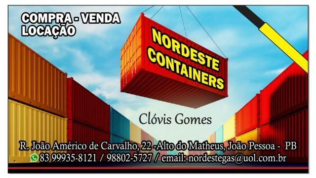 Vendo container - Foto 6