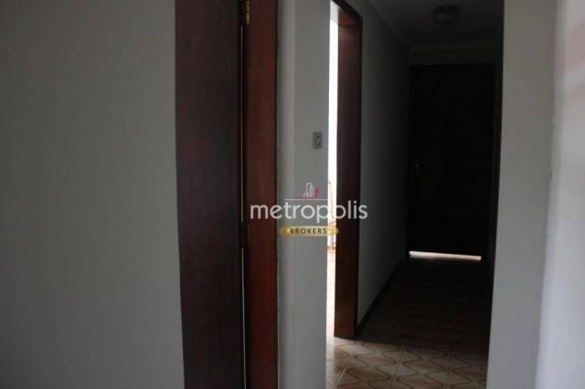 Sobrado com 4 dormitórios para alugar, 246 m² por R$ 4.000/mês - Cerâmica - São Caetano do - Foto 11