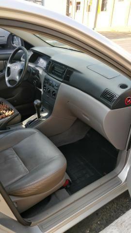 Toyota Fielder XEI 1.8 Automático Flex 2007/8 - Impecável - Foto 11