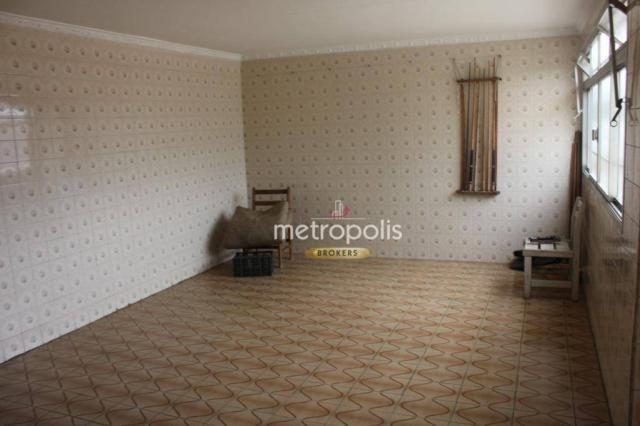 Sobrado com 4 dormitórios para alugar, 246 m² por R$ 4.000/mês - Cerâmica - São Caetano do - Foto 16