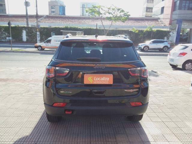 JEEP COMPASS 2018/2018 2.0 16V DIESEL TRAILHAWK 4X4 AUTOMÁTICO - Foto 2