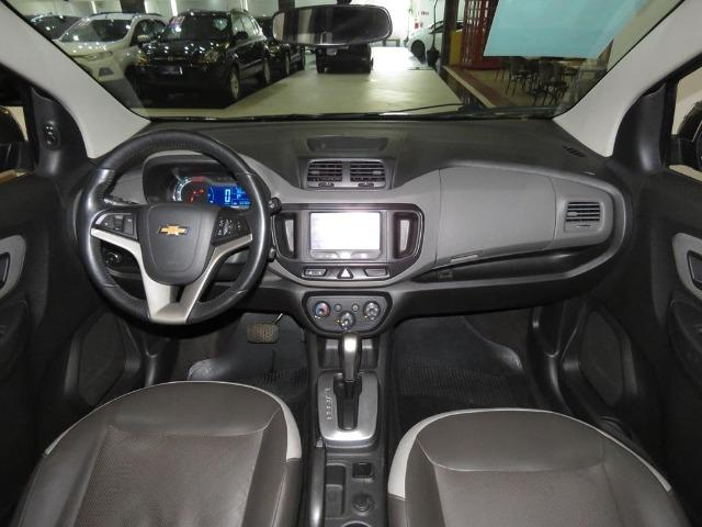 Chevrolet Spin 1.8 LTZ 8v Flex 4p Automático 7 Lugares Top de Linha C/ MyLink - Foto 8