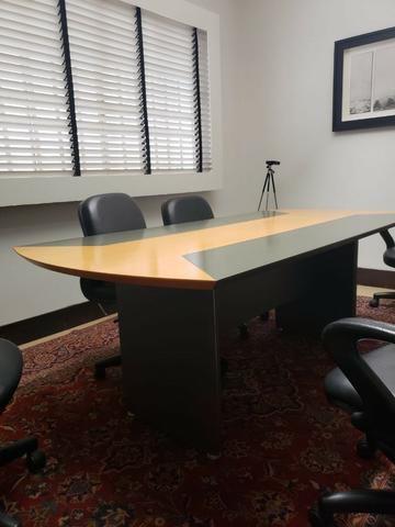 Mesa para sala de Reunião marca Móbile - Foto 4