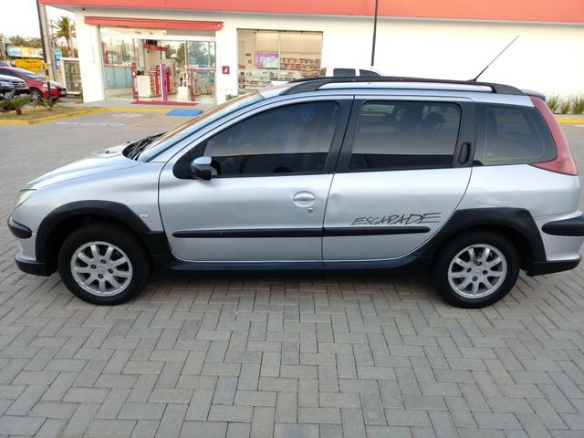 Peugeot escapade 2007 1.6 completo top!!!! carro extra - Foto 20