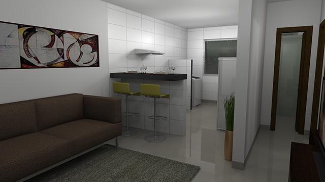 Apartamento à venda com 2 dormitórios em Jardim candelaria, Divinopolis cod:11443 - Foto 16