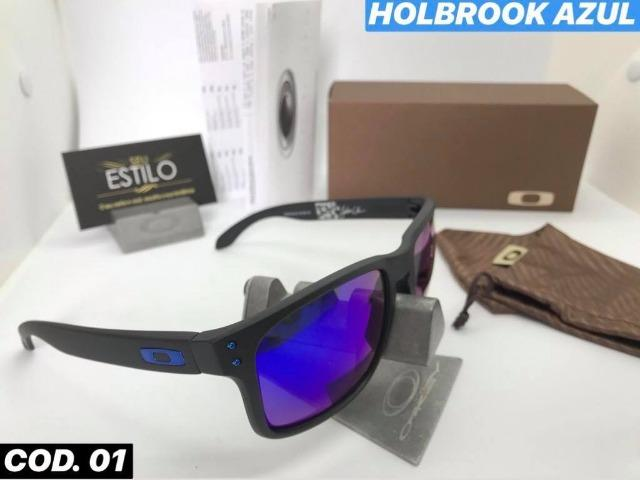 Óculos Oakley Holbrook Polarizado (Promoção Imperdível ... 7d0c8a5e49