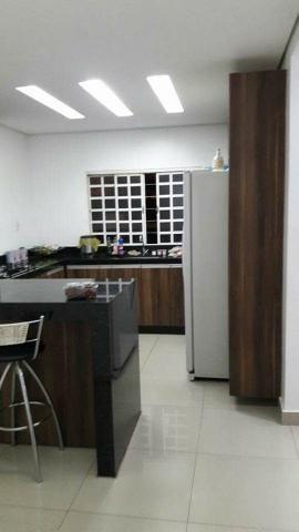 Setor Oeste QD 09, Sobrado 6qts (2 suites), piscina churrasqueira lote 275m² R$ 595.000 - Foto 14