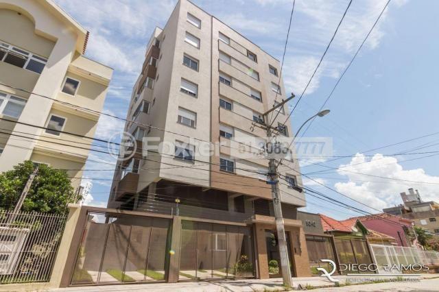 Apartamento à venda com 1 dormitórios em Azenha, Porto alegre cod:183209 - Foto 2