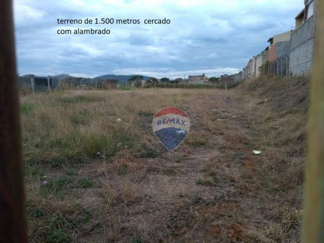 Terreno para alugar, 1700 m² por r$ 1.700/mês - jardim santa gertrudes - jundiaí/sp - Foto 2