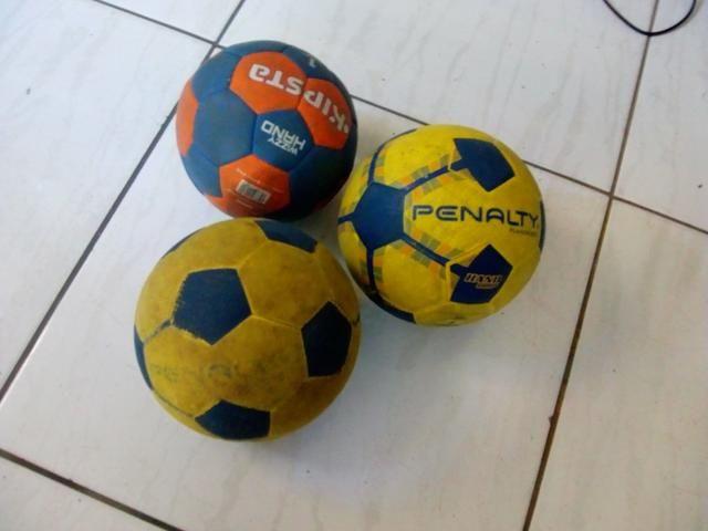 d24842683f Bolas - vôlei - handebol - basquete - iniciação - futsal guizo ...
