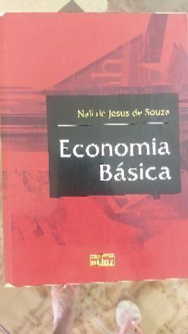 livro economia basica nali de jesus de souza