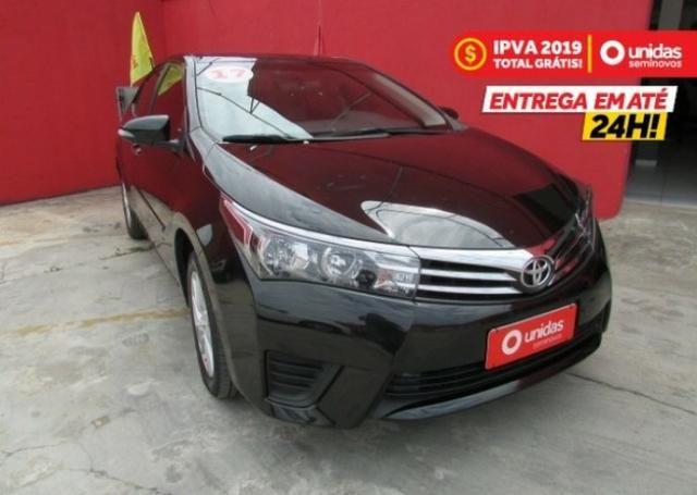 Toyota Corolla GLi Upper (Baixo KM)