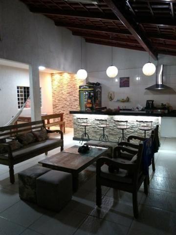 Setor Oeste QD 09, Sobrado 6qts (2 suites), piscina churrasqueira lote 275m² R$ 595.000 - Foto 7