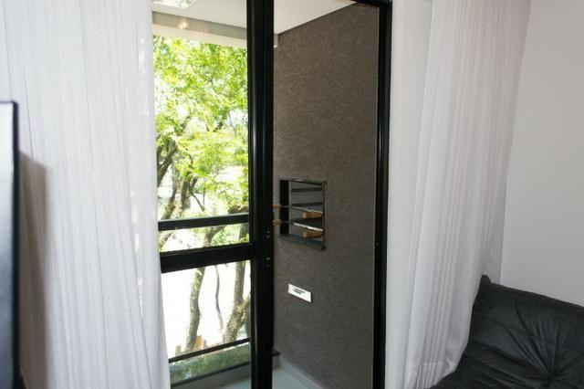 Apartamento Decorado 1 Dormitório No Mercês - Foto 11