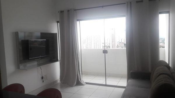 Apartamento  com 2 quartos no Edifício Borges Landeiro Santorini - Bairro Setor Bueno em G