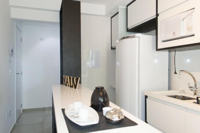 Apartamento Decorado 1 Dormitório No Mercês - Foto 13