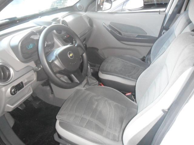 Gm - Chevrolet Agile Ltz 1.4 completo 13/13. Vende/troca/financia - Foto 6