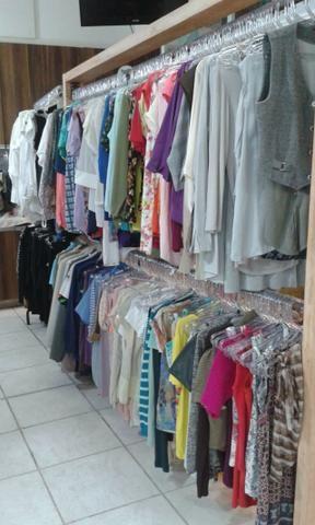 11bdff8979e Lote 30 peças de roupas revenda bazar - Roupas e calçados - Buritis ...