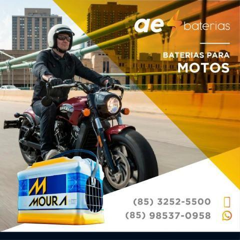 R$130,00 Mega Oferta Na Bateria Moura De Carro