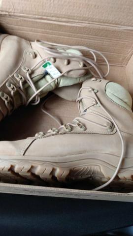 13991d661 Coturno militar impermeável - Roupas e calçados - Bigorrilho ...
